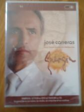 // NEUF DVD ** JOSE CARRERAS ENERGIA LE FILM ** MUSIQUE MEDTERRANEE TENOR