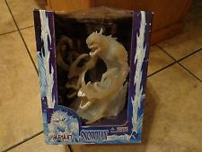 1998 RENDITION--SNOWMAN 3 HEADED MONSTER FIGURE (NEW)