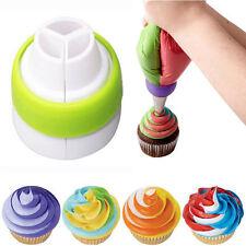 Icing Piping Nozzles Tips Pastry Bag Cake Cupcake Sugarcraft Decorating Tool Dav