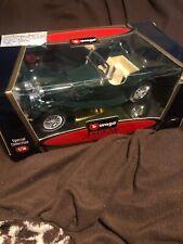 Jaguar 1937 SS 100 Burago 1:18 scale 3006