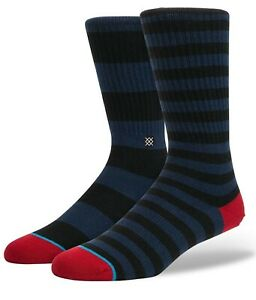 NWT Stance Filly Socks Size Large (9-12) Navy