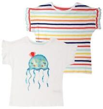 Vêtements multicolores avec des motifs Graphique pour fille de 2 à 16 ans en 100% coton