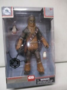 Disney Store Star Wars Elite Series Chewbacca