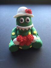 Edible The Wiggles Dorothy The Dinosaur Fondant Cake Topper