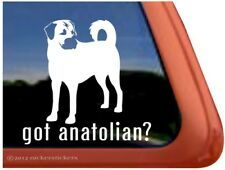 Got Anatolian? | Anatolian Shepherd Vinyl Dog Decal Sticker