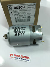 2609004486 BOSCH Motor (1607022606) (important, locate your PSR14,4 LI-2 bellow)