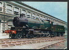 "Train Postcard - Star Class Locomotive ""Lode Star""     RR1501"