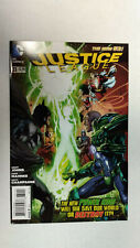 JUSTICE LEAGUE #31  1st Printing - The New 52 - Jessica Cruz    / 2014 DC Comics