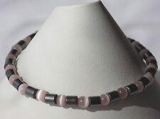 Hematite Costume Bracelets without Metal