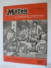MO5530-COVER PUCH TWINS,GRASBAAN EMMEN,VELOCETTE MSS500 1955,LICHTENVOORDE CROSS