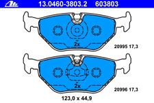 Bremsbelagsatz Scheibenbremse - ATE 13.0460-3803.2