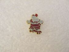 PIN'S HIPPO en SKATE / ANIMAL HIPPOPOTAME PINS PIN P9
