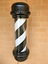 Barber Pole New Stock Australian Company with Warranty New Stock in Black