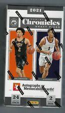 2021-22 Panini Chronicles Draft Pick baloncesto pasatiempo caja sellado de fábrica