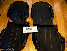 Skoda Rapid SEAT COVERS PERFORATED LEATHERETTE