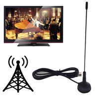 USB DIGITAL DVB-T HDTV ANTENNA AERIAL SUCKER INDOOR TERRESTRIAL TV RECEIVER NEW