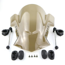Motorcycle Windshield Wind Deflectors For Aprilia Mana 850 Shiver 750 Windscreen