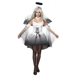 Halloween Costume Sexy Women Dress halloween Party Cosplay Fancy The Dark Angel