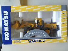 JOAL Komatsu WA600-3 Wheel Loader 1:50 Scale REF. 289