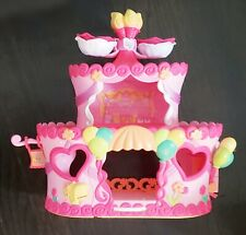 My Little Pony Ponyville Pinkie Pie's Roller Skate Party Cake House Playset BLDG