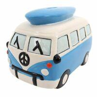 Camper Van Soldi Scatola - Campeggio Caravan Design Piggy