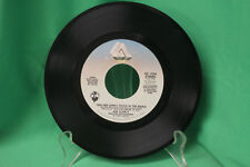 Air Supply - What Kind of Girl & Two Less Lonely People In The World  45 RPM