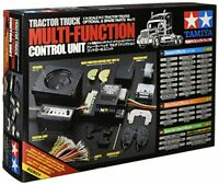 Tamiya 56511 TROP11 Truck Trailer Multi-Function Control Unit MFC-01 black  toy