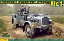 ACE 4 des véhicules. Force aérienne voiture voiture automobile Wehrmacht 1:72