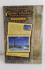 North Carolina Outer Banks Lighthouses Notes & Stationery Set - New & Sealed