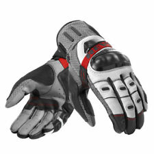 Gants rouge poignet poignet pour motocyclette