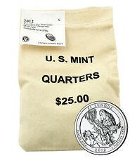 2012 Yunque National Park Quarter - San Francisco - $25 US Mint Bag