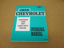 Service & Repair Manuals for Chevrolet C20 Pickup for sale