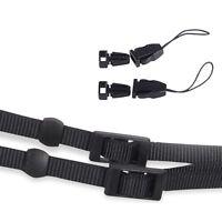 New Camera Shoulder Neck Belt Strap For SLR DSLR Canon Nikon Sony Panasonic