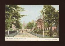 Worcestershire Worcs STOURBRIDGE Greenfield Ave 1904 PPC