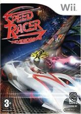 NINTENDO WII SPEED RACER PAL ITALIANO CON MANUALE
