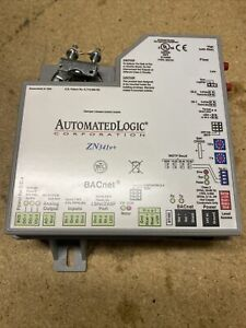 NEW Automated Logic ZN341V+ AUTOMATION ZONE CONTROLLER CONTROL MODULE