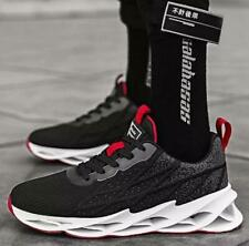Mens Breathbale Springblade Shoes Running Jogging Gym Trainers Sneakers Sports