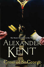 Cross Of St George by Alexander Kent Small Paperback 20% Bulk Book Discount