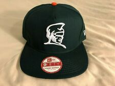 "FITTED HAWAII New Era 59Fifty ""Kamehameha"" A-Frame Snapback (Green) Sz M-L"