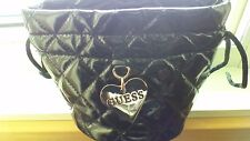GUESS SMALL COSMETIC-WATCH HANDBAG