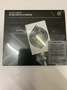 Art Of Noise At The End Of The Century 2cd/dvd Sealed