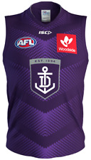 Fremantle Dockers 2020 Training Guernsey Mens Small - 5XL Purple AFL ISC New