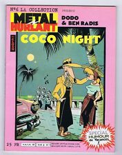 DODO et BEN RADIS. Coco Night. 1983