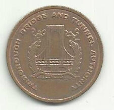 Triborough Bridge and Tunnel Authority (New York) token