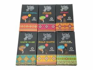 Tribal Soul Backflow Incense Cones - Several Scents Available (Offer 4 for 3)