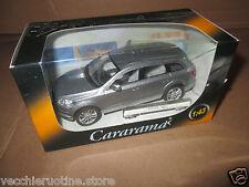 CARARAMA AUDI Q7 Q 7 3.0 V6 TFSI quattro 6.0 V12 TDI 4.2 V8 die cast metal 1/43