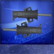 Kohlebürsten Motorkohlen passend für Bosch WFK2831CH01, WFK2831NL01 mit Halter L