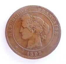 CERES 10 centimes 1893 A