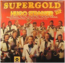 Hugo Strasser, Supergold , FOC, VG/VG, 2-LP (5480)