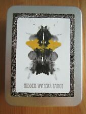 Hidden Waters Tarot 1st Edition w/ Tin OOP HTF